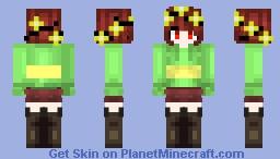 ::.Chara.:: Minecraft Skin