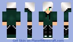 Travis Mystreet Minecraft Skin