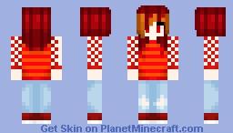 Element Series Redo-Fire Minecraft Skin