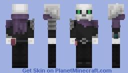 d3skins - Necromancer Minecraft Skin