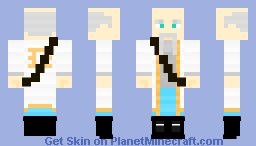 Thaumaturge (Ordo Vis Master) - Thaumcraft Series ~Ὠκεαν~ Minecraft Skin