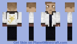The driver (from Drive) Minecraft Skin