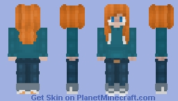 the me in the of real life Minecraft Skin