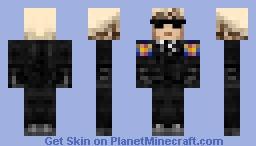 USN Minecraft Skin