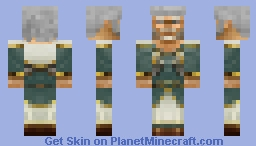 King #2 Minecraft Skin