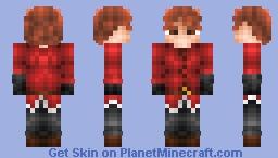 Aric Ade Garner ~ #1 Minecraft Skin