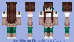 Starbucks Iced Coffee (Popreel ;)) Minecraft Skin