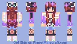 Ranafanana request Minecraft Skin