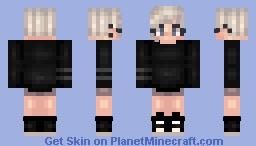 So uh.. hi. Minecraft Skin