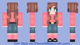 🐈| fluff and filler Minecraft Skin