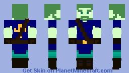 Freta Beast-Master - Freta Army Series ~Ὠκεαν~ Minecraft