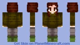 who could this person possibly be?  (▀̿Ĺ̯▀̿ ̿) Minecraft