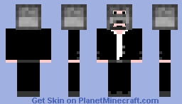 Furnace Face Minecraft Skin