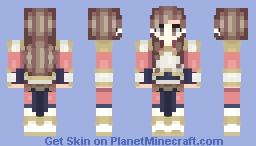 Hana -- Fire Emblem Fates: Birthright Minecraft Skin