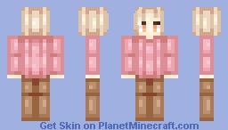 Shading Template Minecraft Skin
