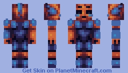 Intergalactic Police - PBL S16W1 Minecraft Skin