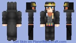Jotaro HD (Jojo's Bizzare Adventure) Minecraft