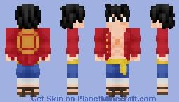 One Piece Minecraft Collection - Skins para minecraft de one piece