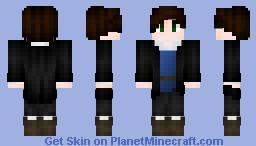 Medieval child Minecraft Skin