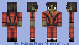 Michael Jackson - Thriller Minecraft