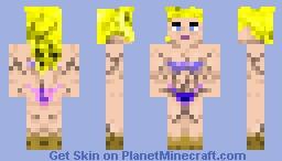 Female Body Builder Minecraft
