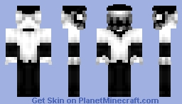 The BAD Batter ( OFF ) Minecraft Skin