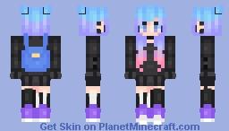 ✖ | so original Minecraft Skin