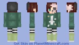 I have too many personals it's becoming a problem (PopReel :o) Minecraft Skin