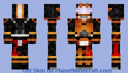 RioTroopers ライオトルーパー Minecraft Skin