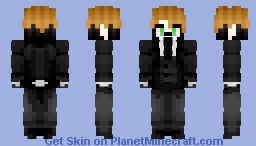 Ronald Knox (Black Butler) Minecraft