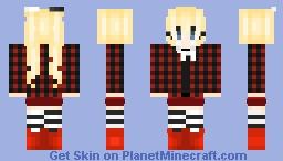 ~мєgυмι~ //яєqυєѕтє∂// Minecraft Skin
