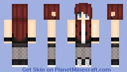Punk-ish?? Minecraft Skin
