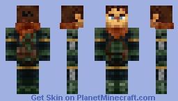 Solus - Horizon Minecraft Skin
