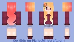 Sunburst Minecraft Skin