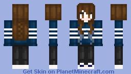 Toxicglitter Minecraft Skin