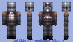 Shading test. Minecraft Skin