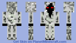 Entity 303 Vegeance Minecraft Skin