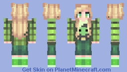 👽 | we out here Minecraft Skin