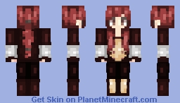 Anna~Chan Minecraft