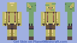 Another Goblin Minecraft Skin