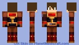 Bryce | Ellegaard's Armor Minecraft Skin