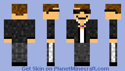 Awesome guy Minecraft Skin