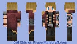 SirObscura RPG Minecraft Skin