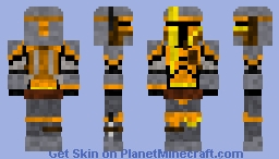 John (Bounty Hunter Armor) Minecraft
