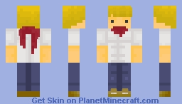 Renegades Minecraft Skin