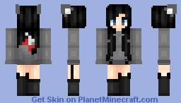 Fanskin - BlueAngel Minecraft Skin