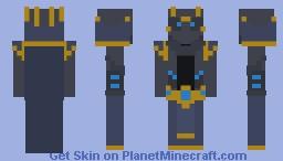 AQW Famine Minecraft Skin