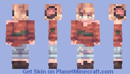 Skin Trade w/ wakasocks Minecraft Skin