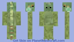 Iguana Minecraft Skin