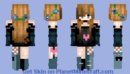 It Was My Past Life Minecraft Skin